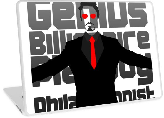 Genius billionaire playboy philanthropist fanart by icecube928s4