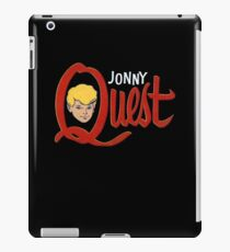 Jonny Quest iPad Case/Skin