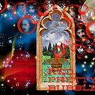 Red Bubbles, Pretty Bubbles, Pretty SCARY Bubbles... by WildestArt