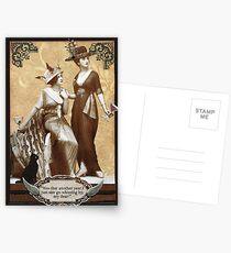 Zelda & Zalinda Birthday Card Postkarten
