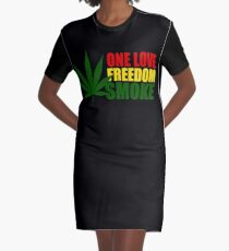 Reggae Smoke Robe t-shirt
