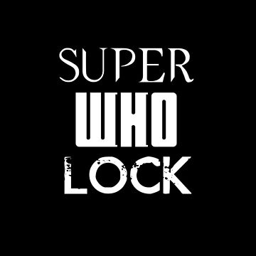Superwholock by Nerisse