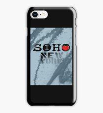 I LOVE NY soho iPhone Case/Skin