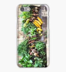 farm fresh iPhone Case/Skin