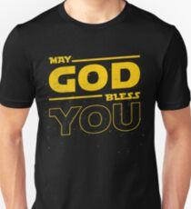 May GOD Bless YOU T-Shirt
