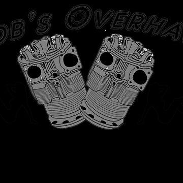 Cylinder Overhaul, Jug Inspector Shirt by JeepsandPlanes