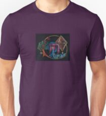 CHET - 8 - Gateway of Life Unisex T-Shirt