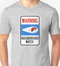 Neighborhood Poke Watch Unisex T-Shirt