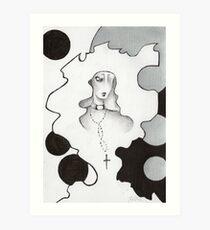 Evita Art Print