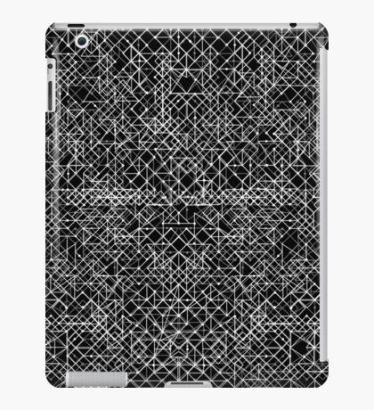 Cyrkiit Black and White iPad Case/Skin