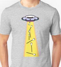 Flying Saucer Unisex T-Shirt