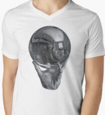 M.C. Escher Men's V-Neck T-Shirt