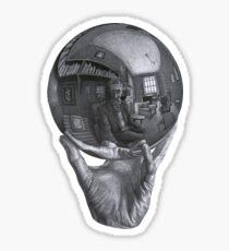 Pegatina MC Escher
