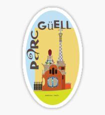 Parc Güell Sticker