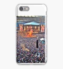 The Stone Roses at Manchester Etihad Stadium iPhone Case/Skin
