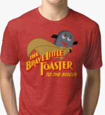 The Brave Little Toaster to the Rescue Tri-blend T-Shirt