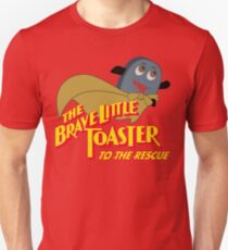 The Brave Little Toaster to the Rescue Slim Fit T-Shirt