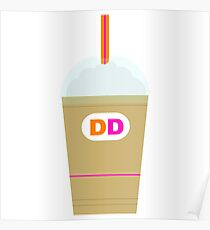 Dunkin Cup Poster