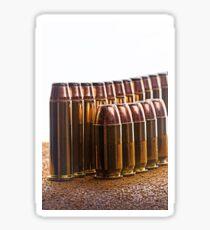 Ammunition Sticker
