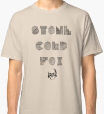 Stone Cold Fox Classic T-Shirt