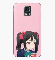 LLSIF - Nico Yazawa Grumpy Case/Skin for Samsung Galaxy
