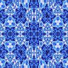 Cerulean Blue  by Marie Sharp