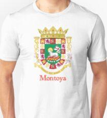 Montoya Shield of Puerto Rico T-Shirt