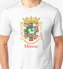 Moreno Shield of Puerto Rico T-Shirt