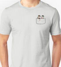 Dan and Phil Pocket Unisex T-Shirt
