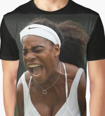 SERENA WILLIAMS Graphic T-Shirt