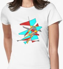 ornament Women's Fitted T-Shirt