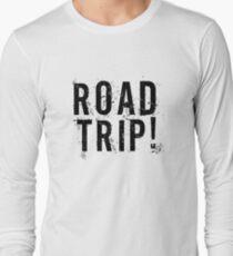 Road Trip Random Grunge Punk Holliday T-Shirt