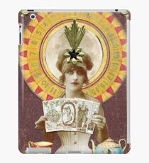 Wheel of Fortune Oracle iPad Case/Skin