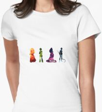 The Big Four Women's Fitted T-Shirt