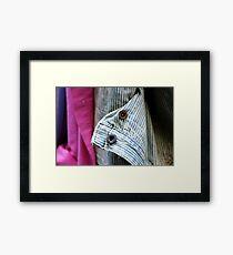 Ralph Lauren 8 Framed Print