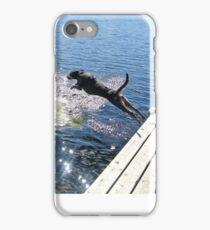 Catahoula cottage iPhone Case/Skin