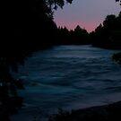 Tahquamenon Falls by Jim C. Hines