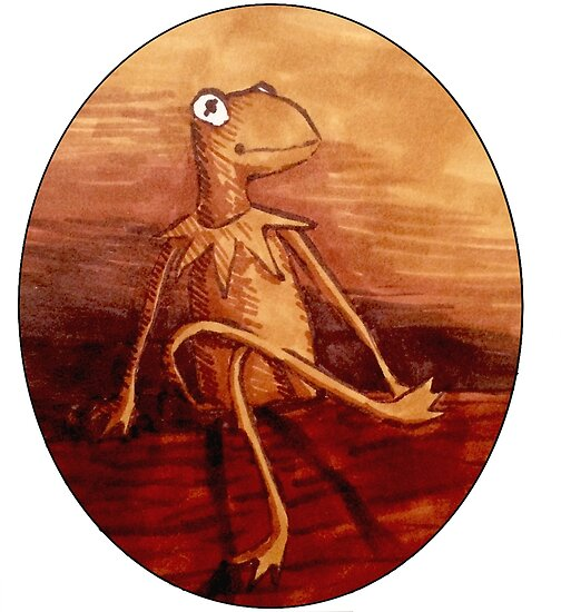 Kermit The Frog by moveslikekeef