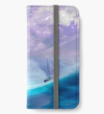 All at Sea iPhone Wallet/Case/Skin