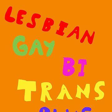 LGBT+ by BabyRainicorn