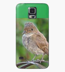Funda/vinilo para Samsung Galaxy Newbie Flycatcher