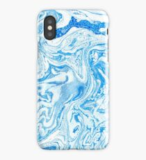 Shades of Blue #5 iPhone Case/Skin