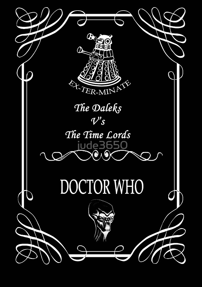 Dr Who by jude3650