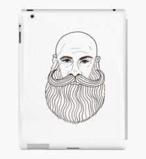 Beard competition winner! iPad Case/Skin