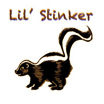 Lil' Stinker by blandook