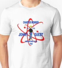Jonny Quest Adventure Club 1964 T-Shirt