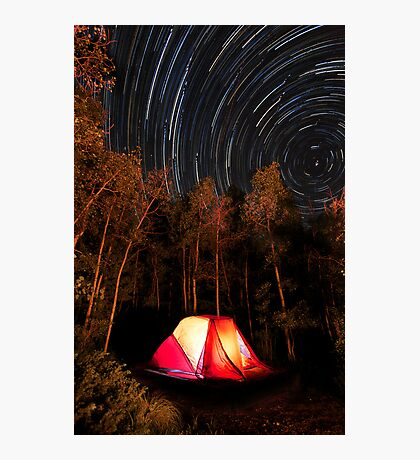 Under the Big Dipper Photographic Print