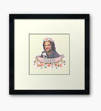 Supernatural - Sammy Framed Print