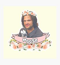 Supernatural - Sammy Photographic Print