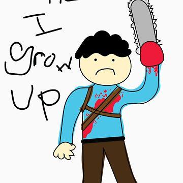When I Grow Up Ash by THEtoeMas